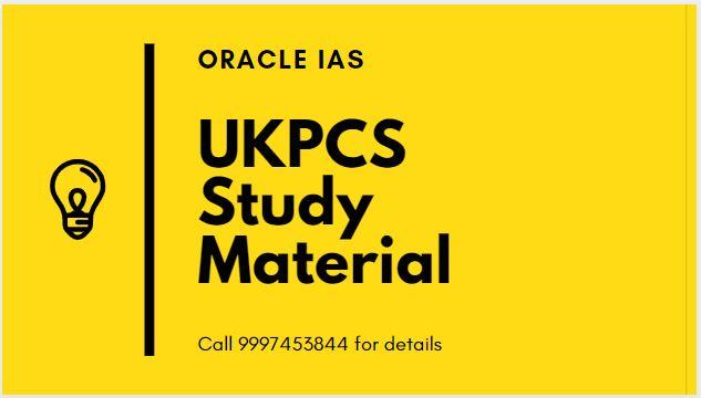 UKPCS Study Material
