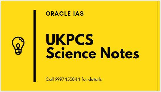 UKPCS Science notes